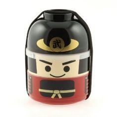 Japanese Samurai Warrior Lunch Bento Box - Japan Bargain Inc