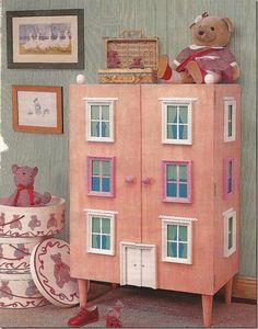Armario y casa de juguetes!