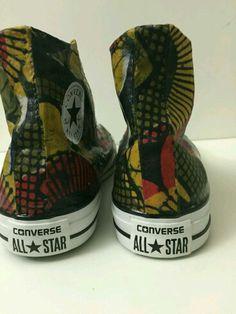 converse wax