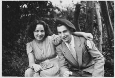 French Jewish couple of the resistance