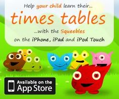 times tables app