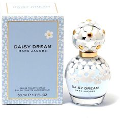 Marc Jacobs Daisy Dream Eau de Toilette (765 MXN) ❤ liked on Polyvore featuring beauty products, fragrance, perfume, beauty, accessories, blue, makeup, eau de toilette perfume, marc jacobs perfume and parfum fragrance
