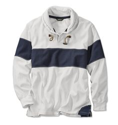 Orvis Sailing Rugby Shirt