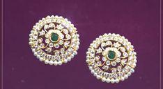 Mom Jewelry, India Jewelry, Temple Jewellery, Jewlery, Jewelry Necklaces, Stone Earrings, Stone Jewelry, Pearl Jewelry, Diamond Earrings