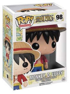 eXpertComics offers a wide choice of Funko products, like the POP - Animation  Series One Piece - Luffy POP Figure. Visit eXpertComics' website to discover thousands of collectibles.