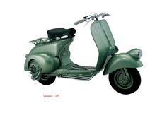 vespa   Storia Vespa dal 1943 al 1953 » Vespa Servizio   Scooter Piaggio d ...