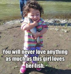 It's so fishy I'm gonna DIE!