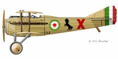 SPAD S VII - 1916