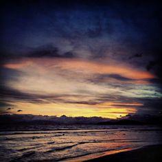 Sunset at Tarahan