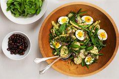 French Potato and Green Bean Salad