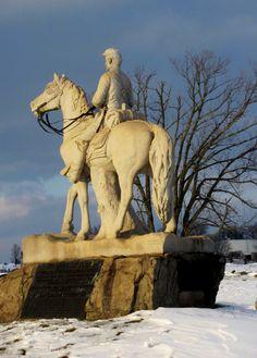 8th Pennsylvania Cavalry Memorial