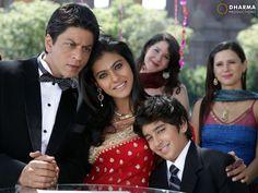 Kajol and Shah Rukh Khan in Mi nombre es Khan (2010)