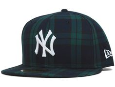 Tartan New York Yankees 59Fifty Fitted Cap by NEW ERA x MLB