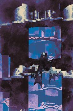 Batman by Frazer Irving