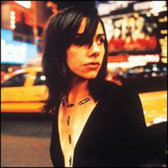 "pj harvey.  yay, love her!  ""We Float"" is my favorite for the road."
