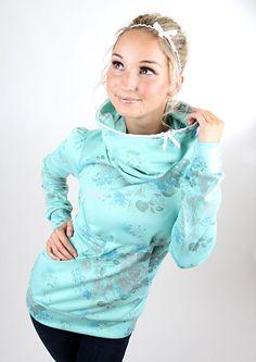 "MEKO Hoodie ""CARYNA_3B19SP""   von meko® Store   auf DaWanda.com"
