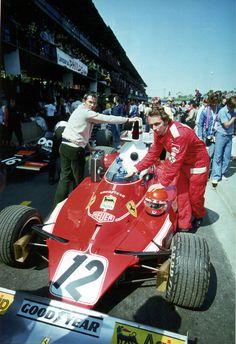 Spain 75. Niki Lauda