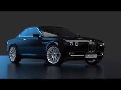 BMW CS reinterpretation proves retro can be sexy [w/video]