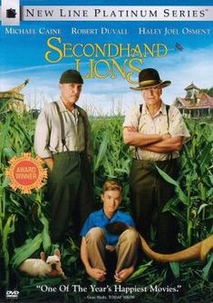 Secondhand Lions (2003) movie #