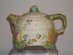 Royal Winton 1930's Beehive Teapot