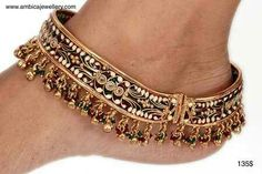 Anklets from Ahmedabad