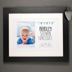 Photo Upload Print - Baby Bunting   GettingPersonal.co.uk