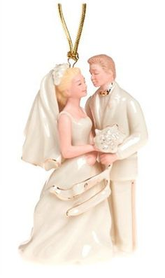 Lenox Annual 2004 Caucasian Bride and Groom Porcelain Ornament or Cake Topper sold by Giftbasketsbymel. Shop more products from Giftbasketsbymel on Storenvy, the home of independent small businesses all over the world. Blonde Light Brown Hair, Dark Blonde, Wedding Gift Baskets, Wedding Gifts, Ribbon Bouquet, Holiday Tree, Small Businesses, Cake Toppers, Groom