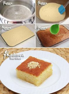 Wie man Zitronenjoghurt-Dessert macht – Kadınca Tarifler – Join the world of pin Greek Cooking, Cooking Time, Beef Recipes, Low Carb Recipes, Easy Bbq Chicken, Turkish Sweets, Fresh Fruits And Vegetables, Vegetable Drinks, Turkish Recipes