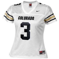 Nike Colorado Buffaloes Women's Replica Football Jersey