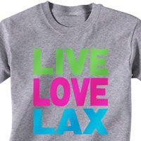Typographic Lacross Player Sports LAX Unisex 2-Tone Tank Top
