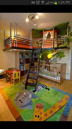 Cool kids room