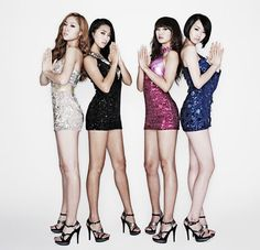 #Sistar  #Bora  #Hyorin  #Soyou  #Dasom
