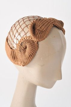 Fawn hat 1940s