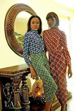 ♡LA X Nigeria ~Latest African fashion, Ankara, kitenge, African women dresses, African prints, African men's fashion, Nigerian style, Ghanaian fashion ~DKK