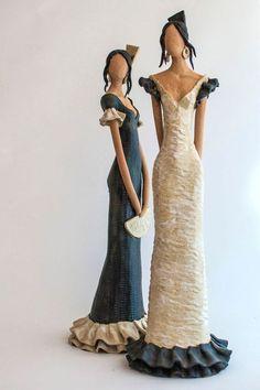 La mujer flamenca de CeramiCats | El blog de las cosas únicas: