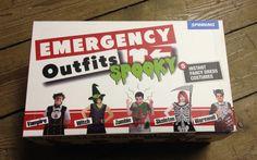 Die Spooky Emergency Outfits retten euch bei jeder spontanen Halloween-Party!