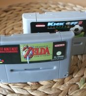 A classic SNES cart soap! wow....that's retro..