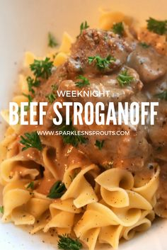 This Weeknight Beef