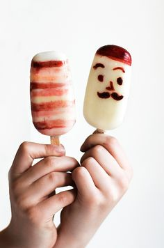 Painted Popsicle Art Is The Best Kind Of Art