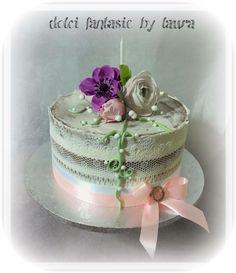Balde cake