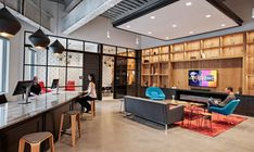 Sonos offices by IA Interior Architects, Boston – Massachusetts » Retail Design Blog