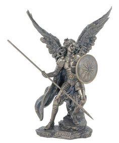 Archangel Raphael Angel of Healing Statue Veronese Collection