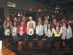 Chi Omega Phi Kappa plaques!