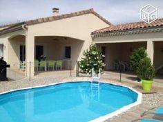 Mail envoyé le 9/02/16 : NON DISPO Superbe villa contemporaine au coeur de la drome Locations & Gîtes Drôme - leboncoin.fr
