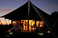 Starting a glamping business... We've been investigating the new #glamping trend. Want to hear how someone can expect to earn £15,000 ($24,500) just by pitching a tent and hiring it out to others? It makes very interesting reading. http://www.inspiredcamping.com/starting-a-glamping-business/