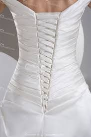 White Off-the-Shoulder Spring/ Fall Natural A-Line Corset-back Wedding Dress -Wedding Dresses Wedding Dressses, White Wedding Dresses, Dress Neck Designs, Saree Blouse Designs, Corsets, Corset Back Wedding Dress, Casual Frocks, Cute Dresses, Formal Dresses