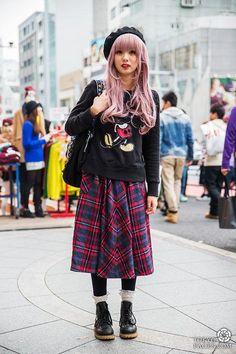 Vintage | Japanese fashion and Tokyo street style – Tokyofaces.com … – Damen Style
