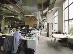 Lyons Architecture Office by NMBW Architecture Studio - Melbourne, Australia