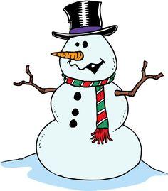 Snowman | Snowman Penguins Winter Teaching Units Scrapbooks ...