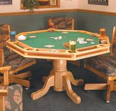 New Bar And Game Table Woodworking Plans  WoodShop Plans